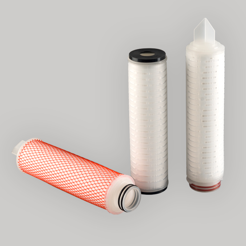 Pleated Filter Cartridge